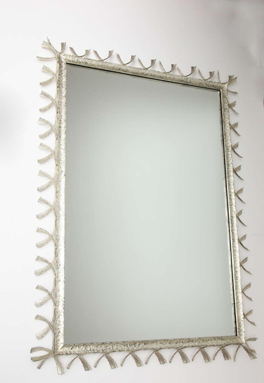 "William P. Sullivan,""La Mer"", Unique Bronze Mirror, USA, 2011 2"