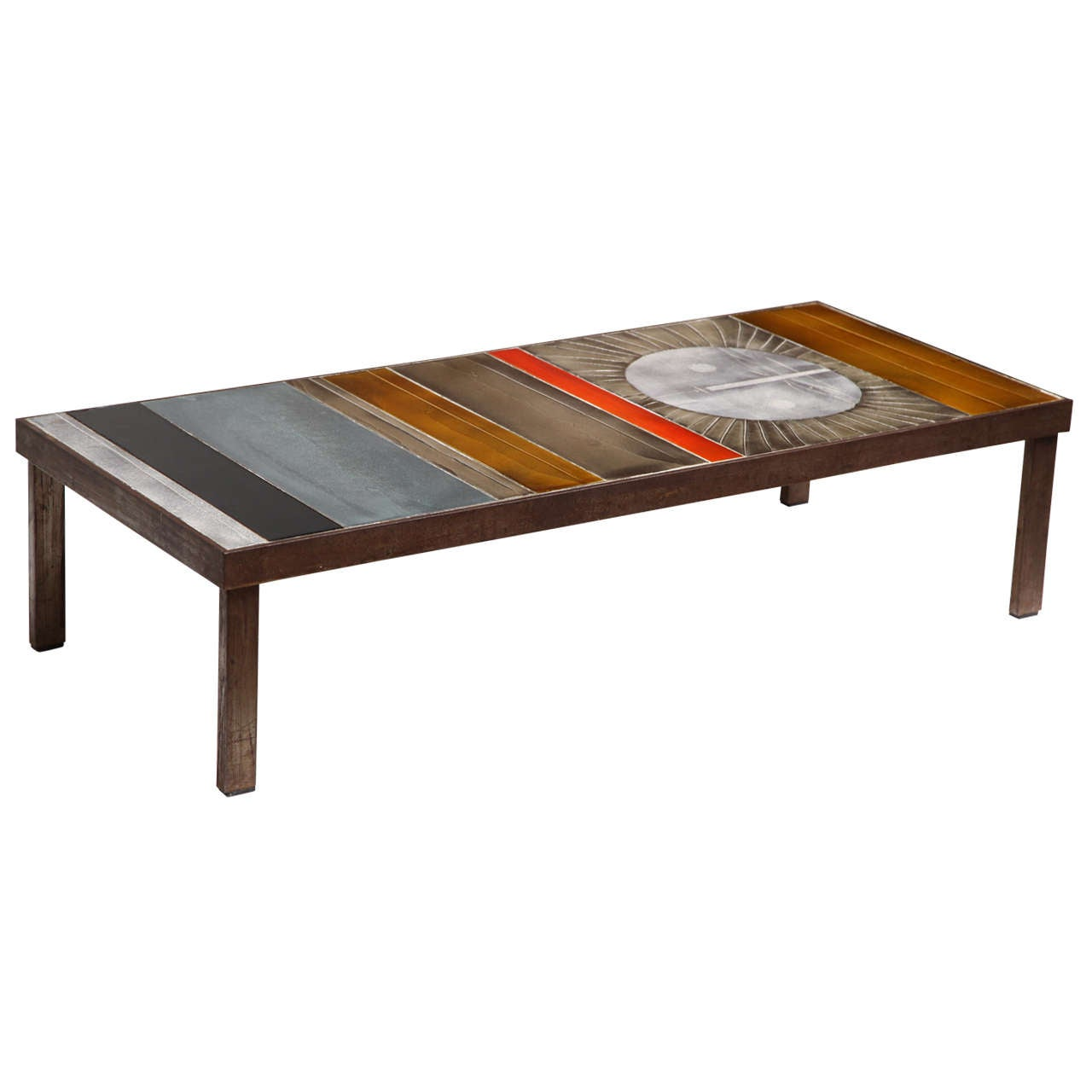 for Tile top coffee table