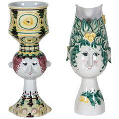 Bjorn Winblad Ceramic Vessels