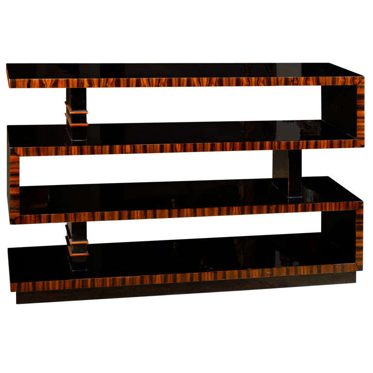 Bauhaus inspired bookcase for Replica bauhaus