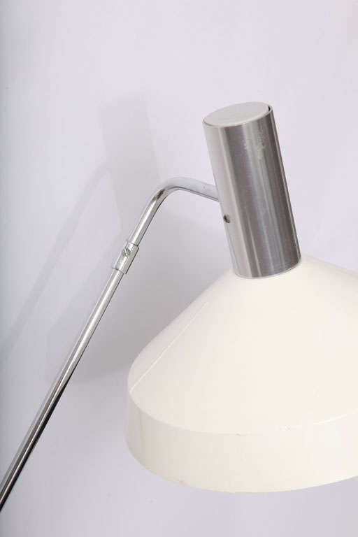 1950s Articulated Table Lamp, Rico & Rosemary Baltensweller For Sale 2