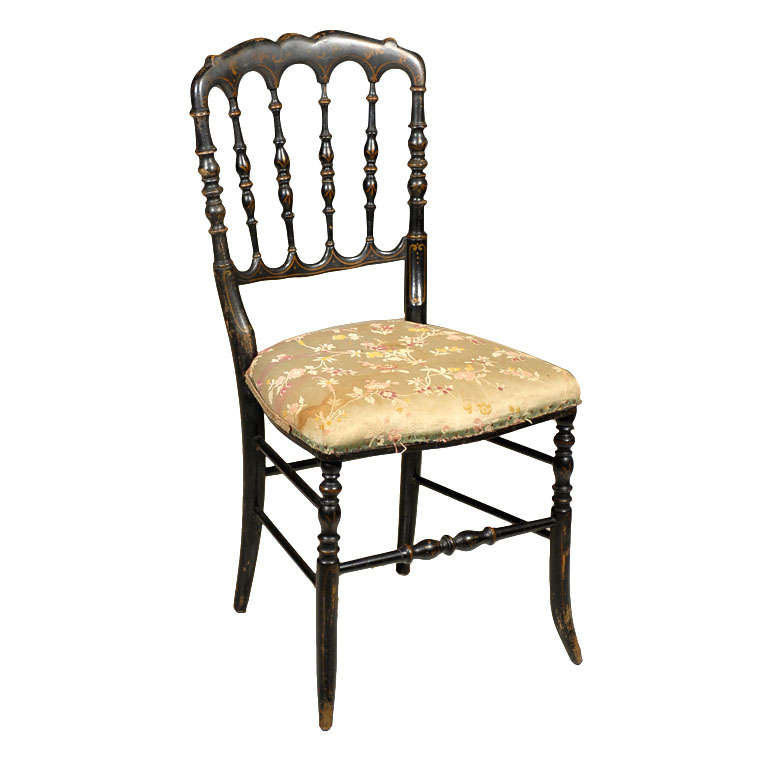 Victorian Occasional Chair 1
