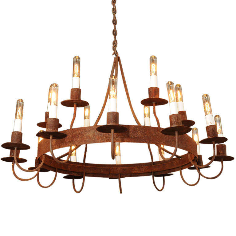 Extra Large Chandelier At 1stdibs