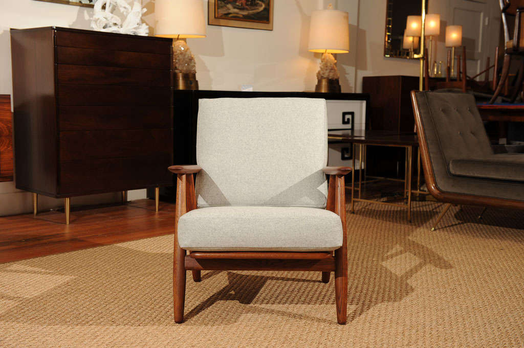 Danish Hans Wegner Cigar Chair