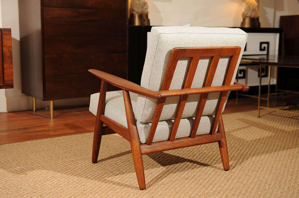 Teak Hans Wegner Cigar Chair