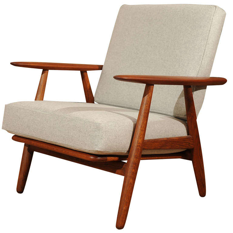 Hans Wegner Cigar Chair 1
