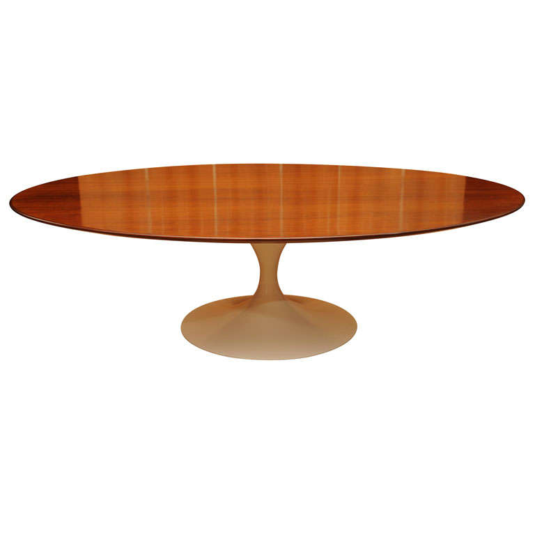 Knoll tulip coffee table at 1stdibs for Tulip coffee table