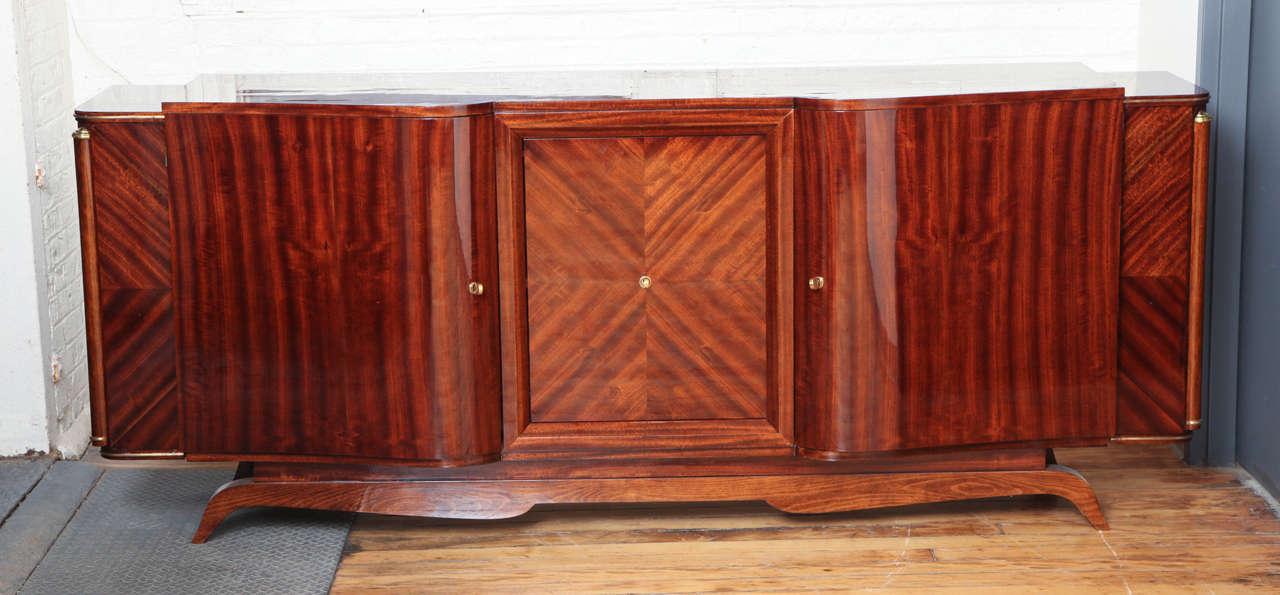 Unique Design Art Deco Sideboard or Bar 2