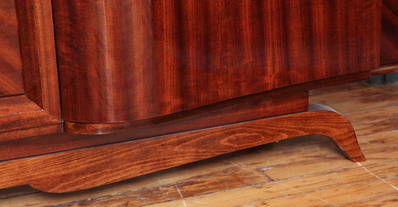 Unique Design Art Deco Sideboard or Bar 3