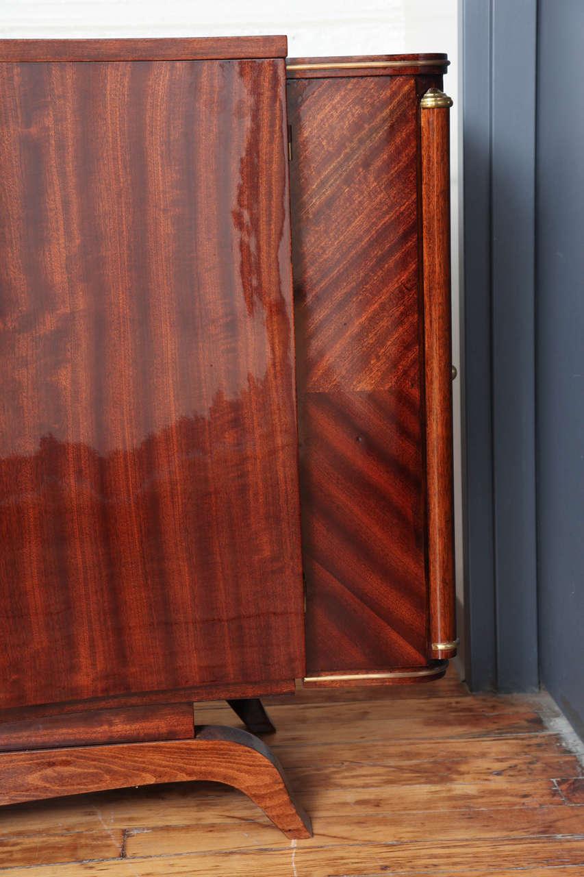 Unique Design Art Deco Sideboard or Bar 8