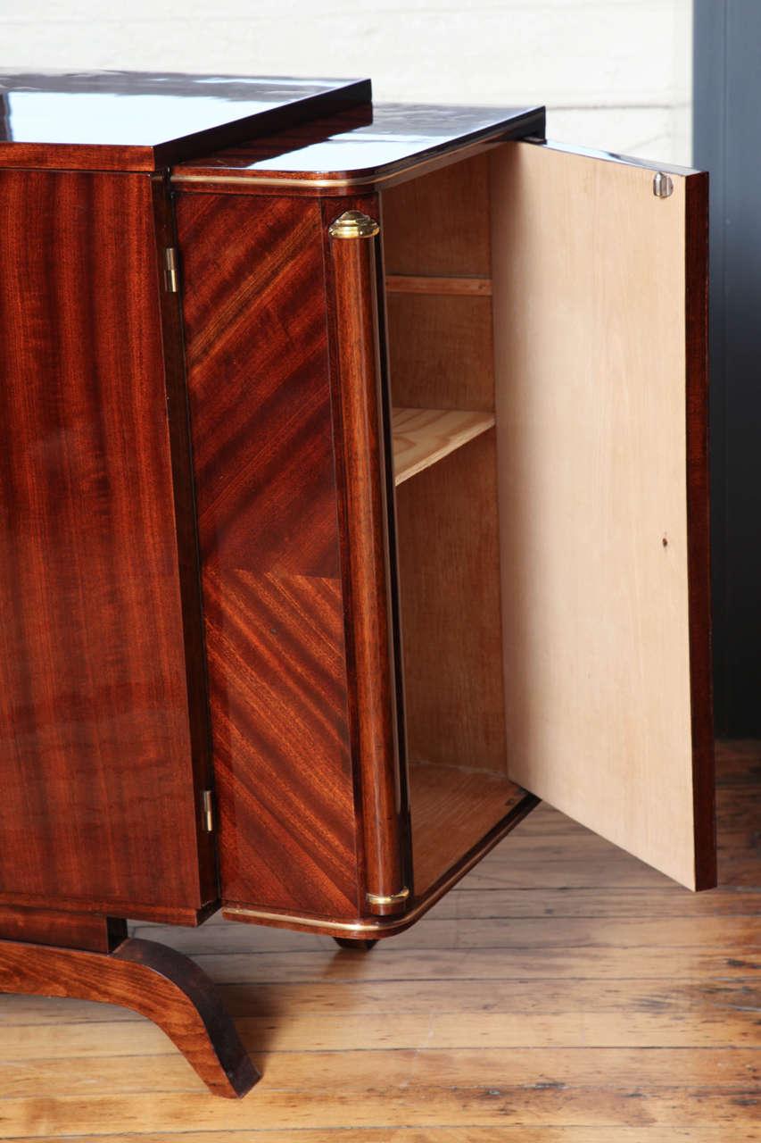 Unique Design Art Deco Sideboard or Bar 10