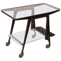 Cesare Lacca Bar Cart Made In Milan