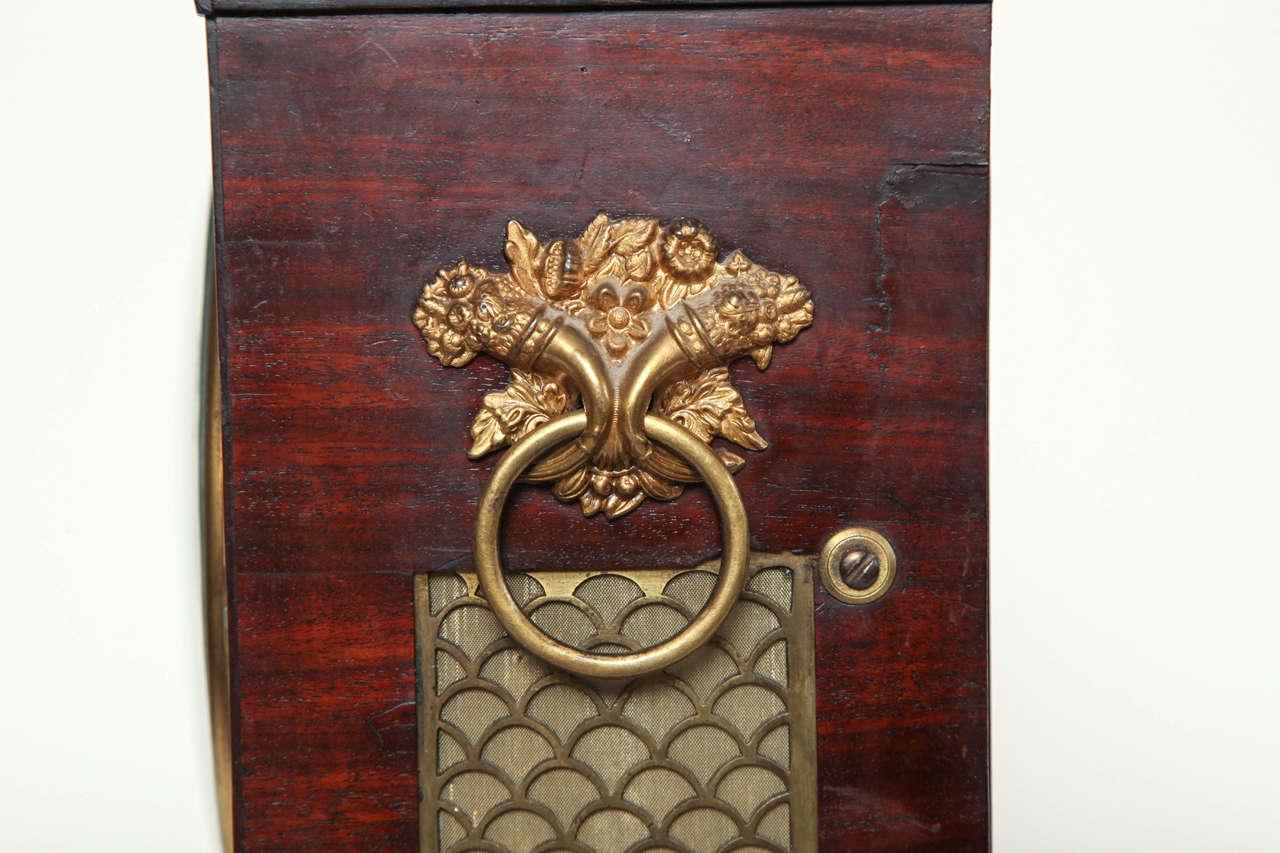 19th Century English Regency Bracket Clock For Sale 3