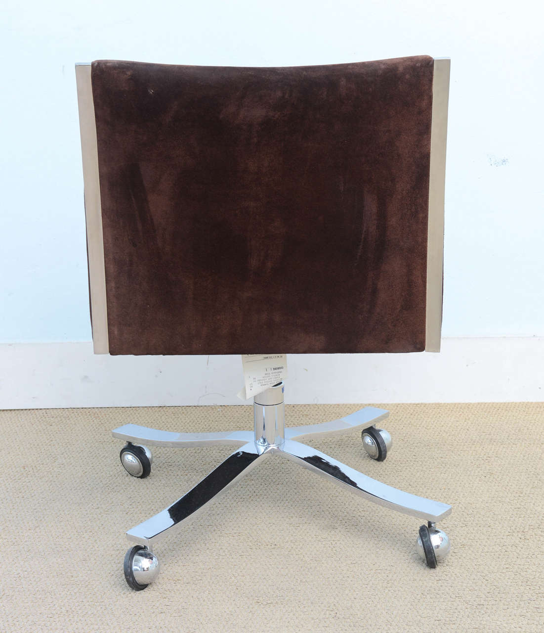 One Mid Century Modern Stow Davis Office Desk Chair At 1stdibs