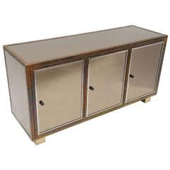 Michel Pigneres Mirrored Cabinet