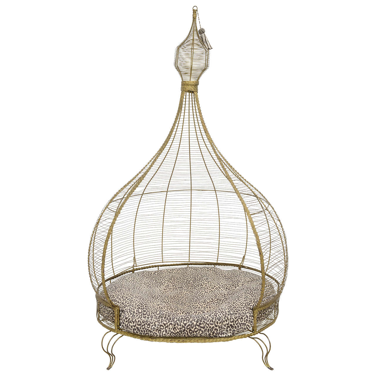 Moroccan Style Pet Bed at 1stdibs