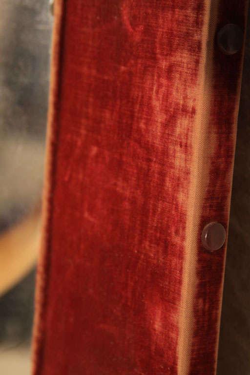 Rustic Horn & Velvet  Hat Rack image 5