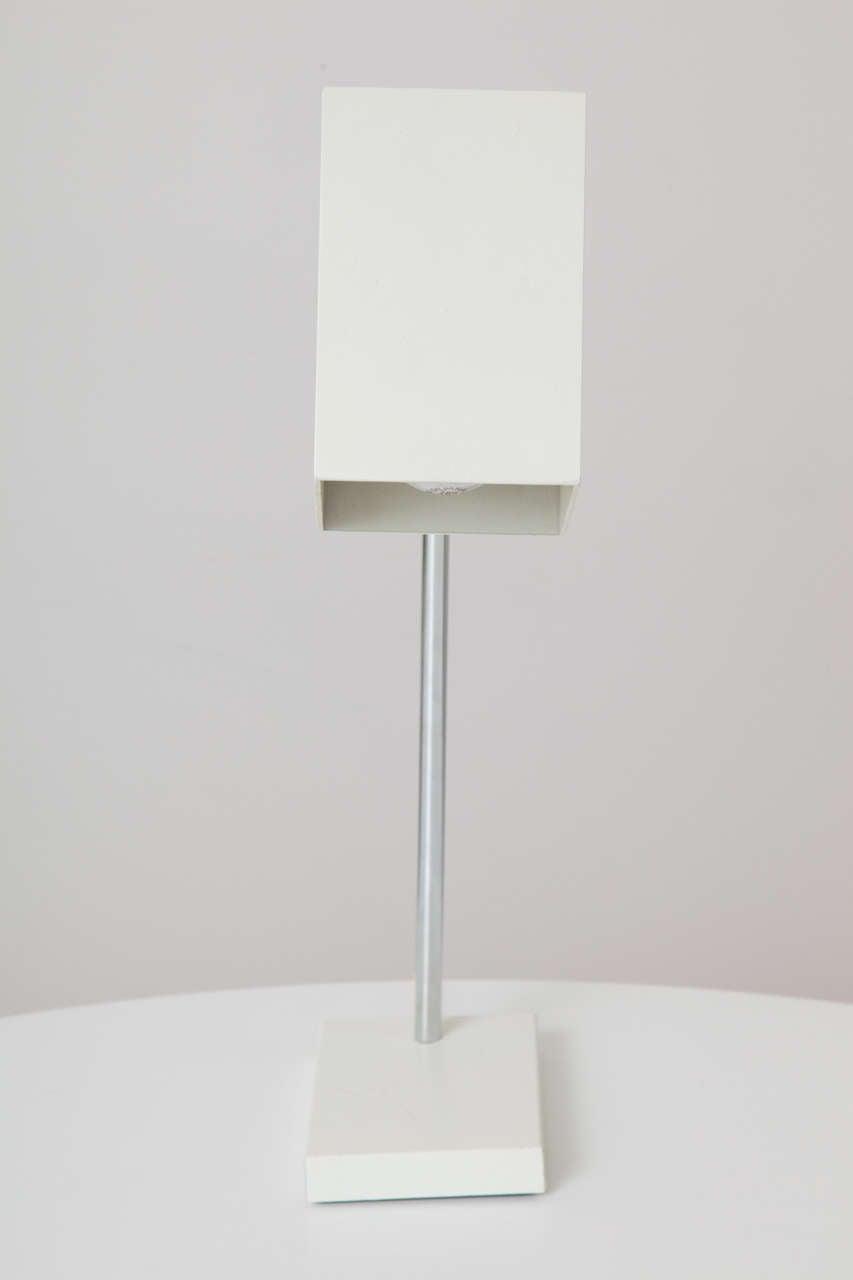 Mid-20th Century Sonneman Table Lamps For Sale