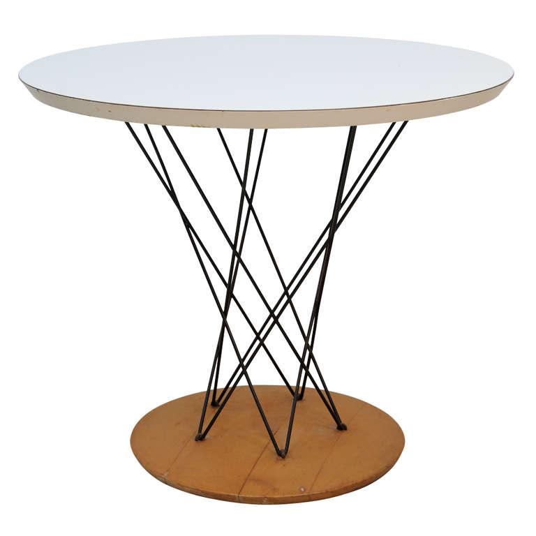 Isamu Noguchi Knoll Cyclone Table At 1stdibs