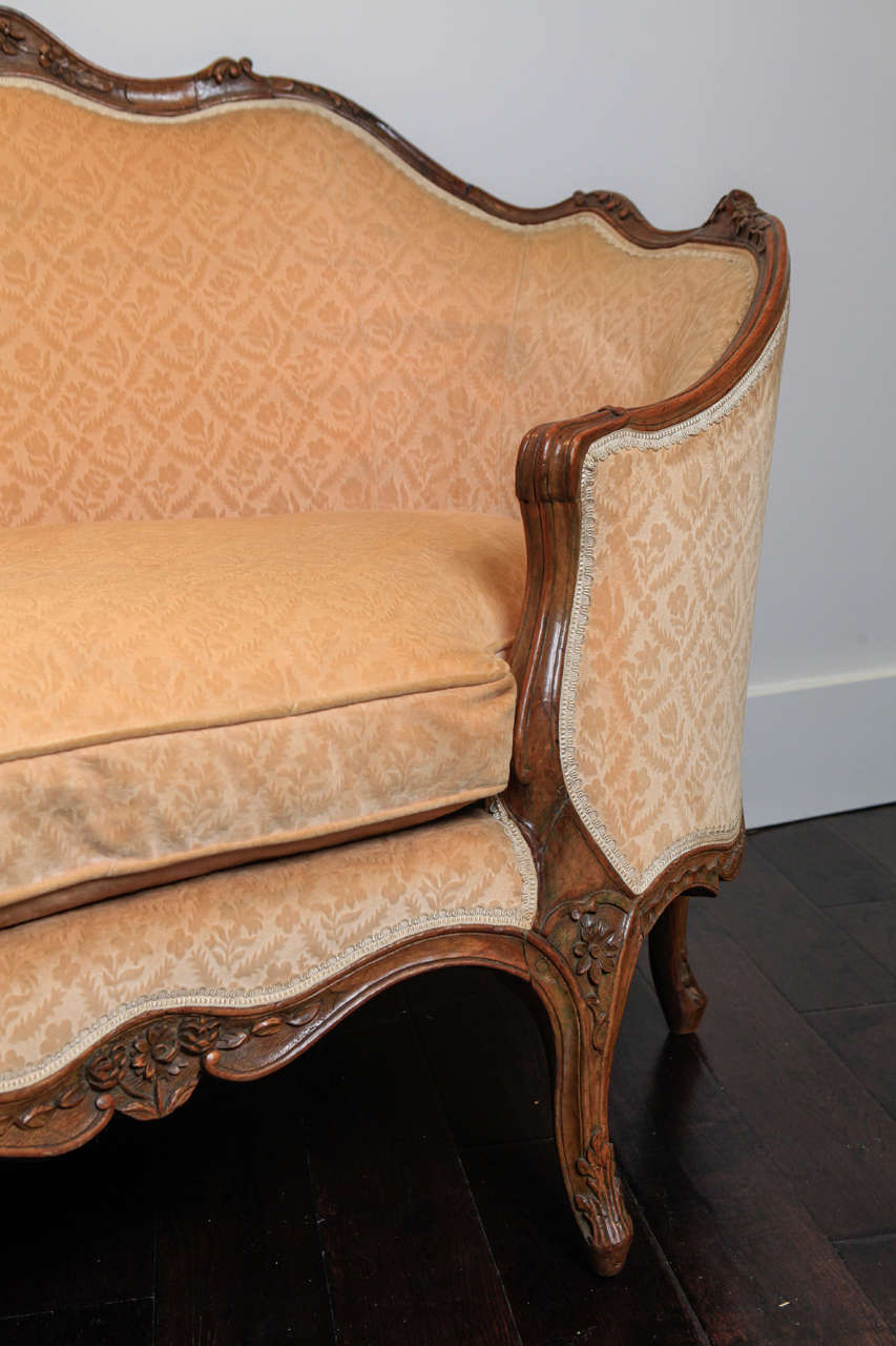 18th Century French Sofa In Fair Condition For Sale In Nashville, TN