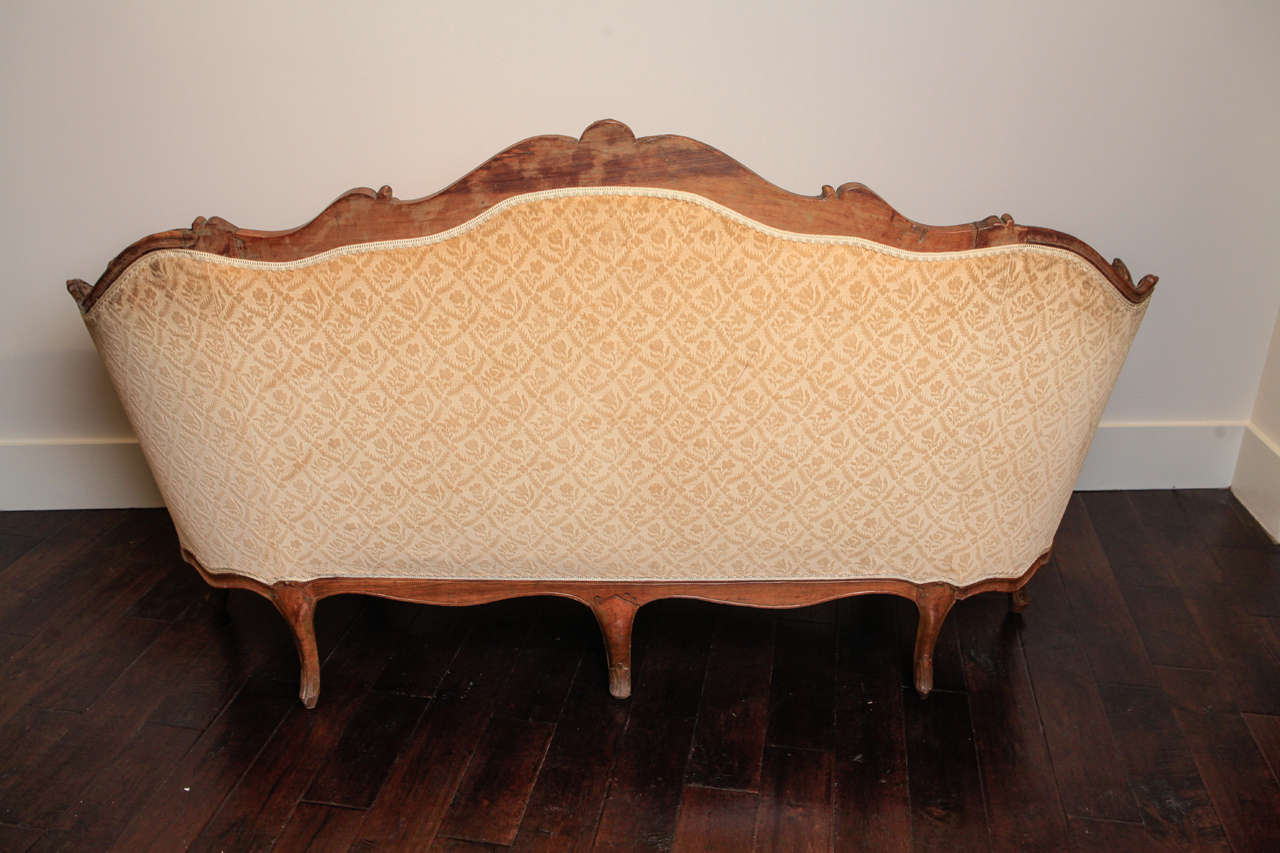 18th Century French Sofa For Sale 1