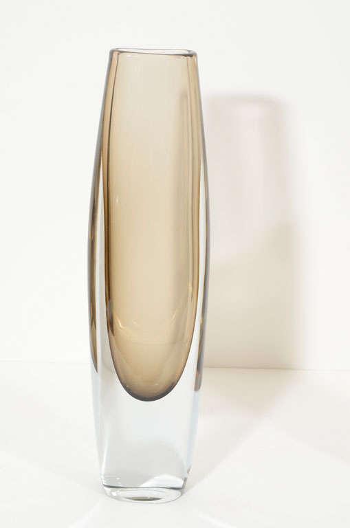 Mid-20th Century Vases by Strombergshyttan, Sweden, circa 1950 For Sale