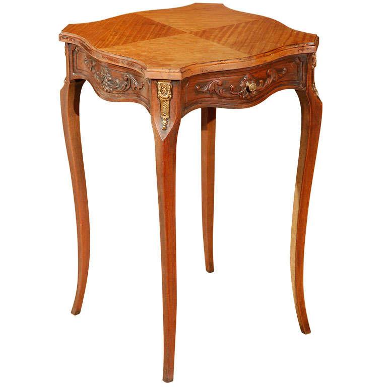 baroque side table at 1stdibs. Black Bedroom Furniture Sets. Home Design Ideas