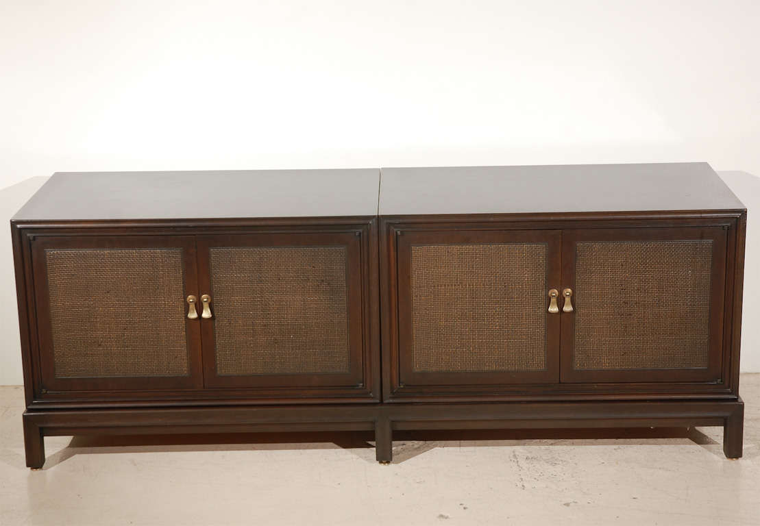 Four Door Lowboy Cabinet By Mount Airy 2