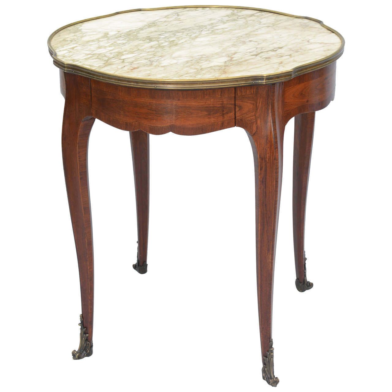 walnut accent table for sale at 1stdibs. Black Bedroom Furniture Sets. Home Design Ideas