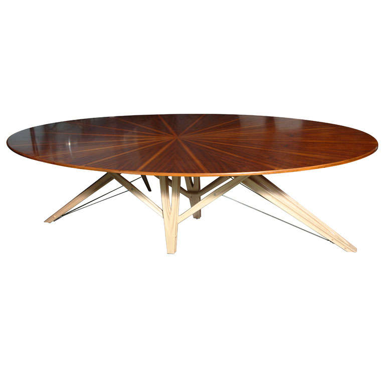 Airon limited edition table by studio l 39 opere ei giorni for Limited space dining table