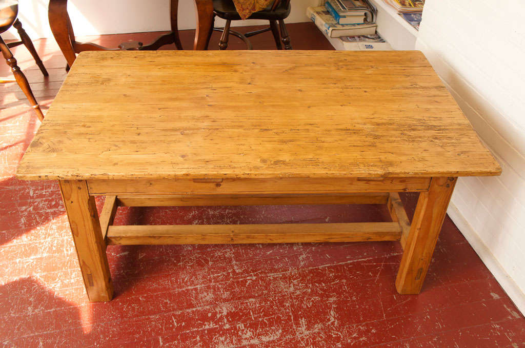 Irish Pine coffee Table 2