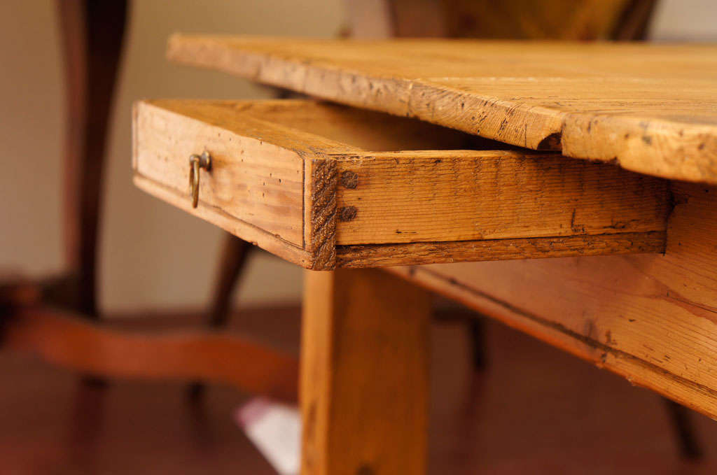Irish Pine coffee Table 4