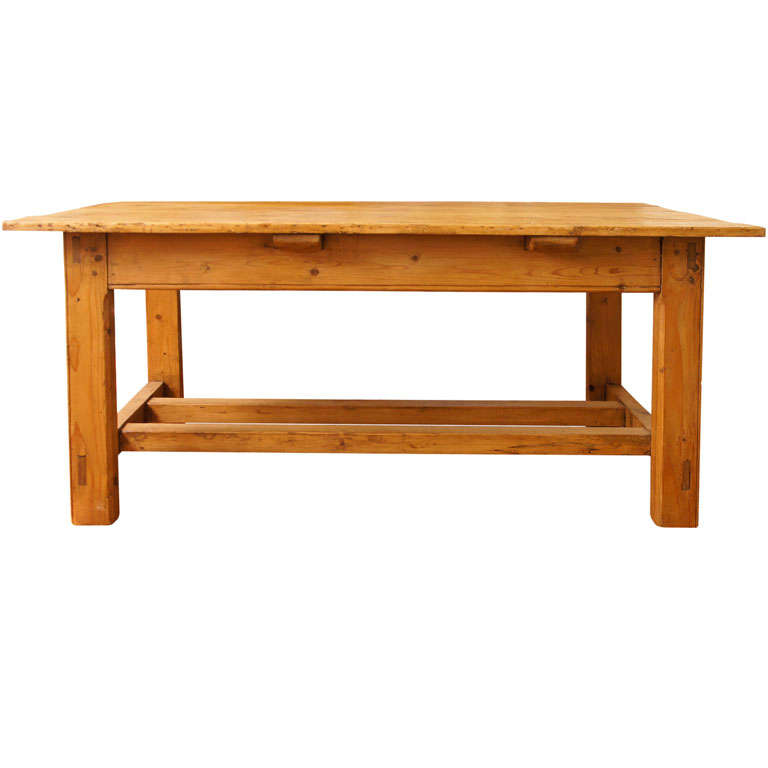 Irish Pine coffee Table 1