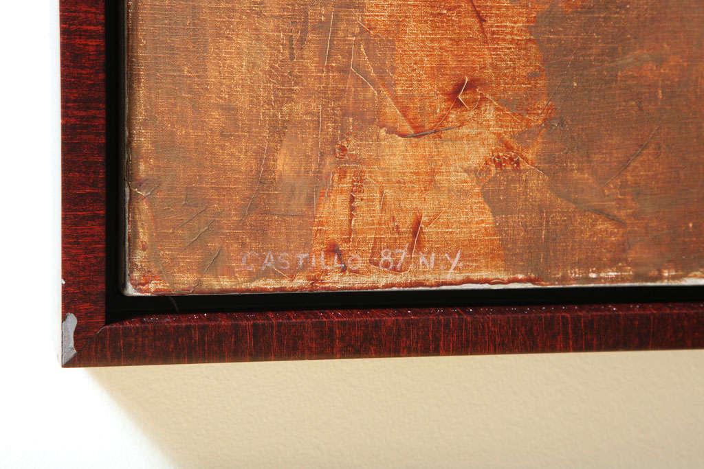 Jorge Castillo, Oil on Canvas For Sale 3