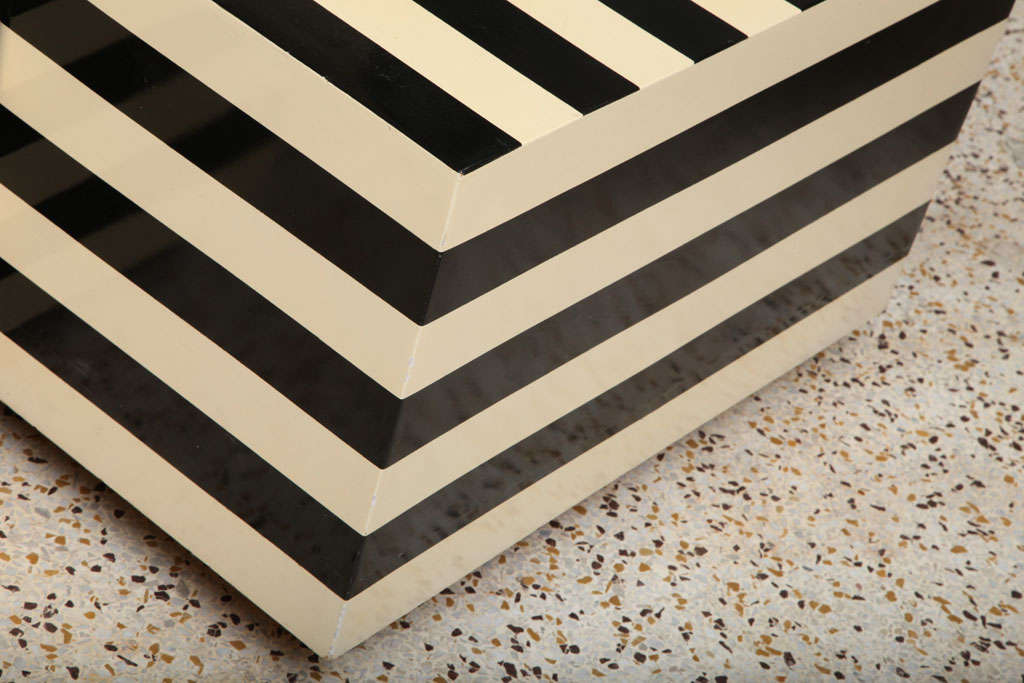 Op Art Tables by Anne Herbst image 5