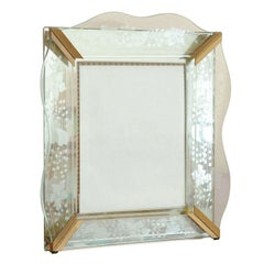 Vintage Art Deco Picture Frame