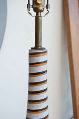 Swedish Horizontal Striped Lamps thumbnail 5