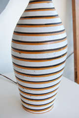 Swedish Horizontal Striped Lamps thumbnail 6