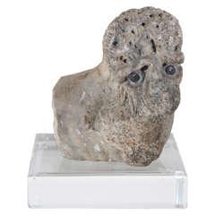 Byzantine, Marble Lion Head