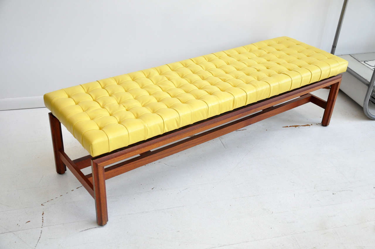 Yellow Tufted Bench 28 Images Homepop Kate Tufted Storage Bench Settee Soft Yellow Free