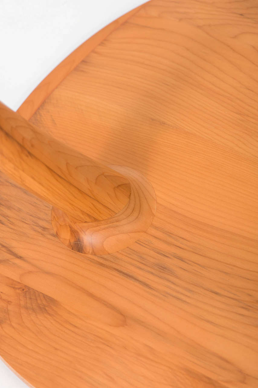 John Makepeace yew wood