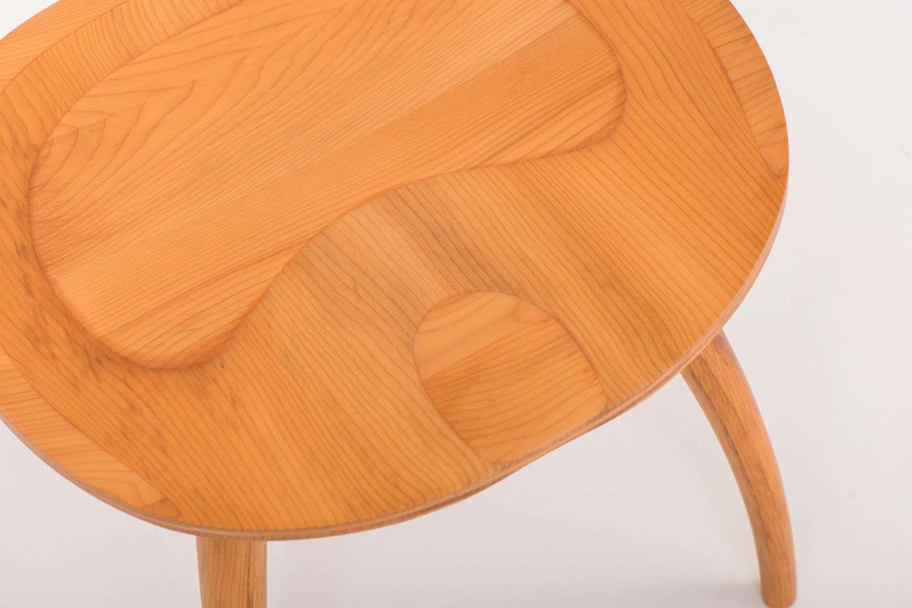 Plywood John Makepeace yew wood