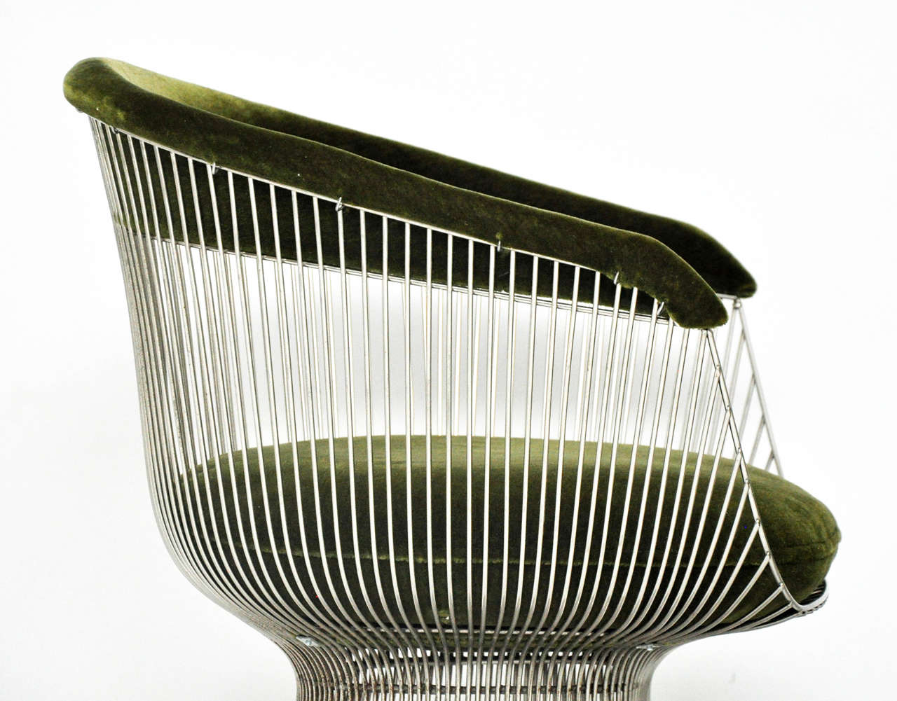 Mid-20th Century Warren Platner Pair of Side Chairs For Sale