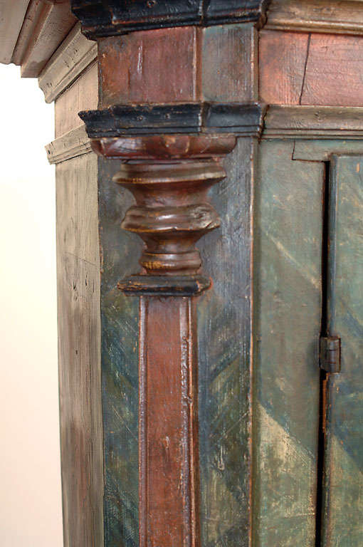 Painted Armoire 4