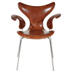 "Arne Jacobsen ""Seagull"" Chair"