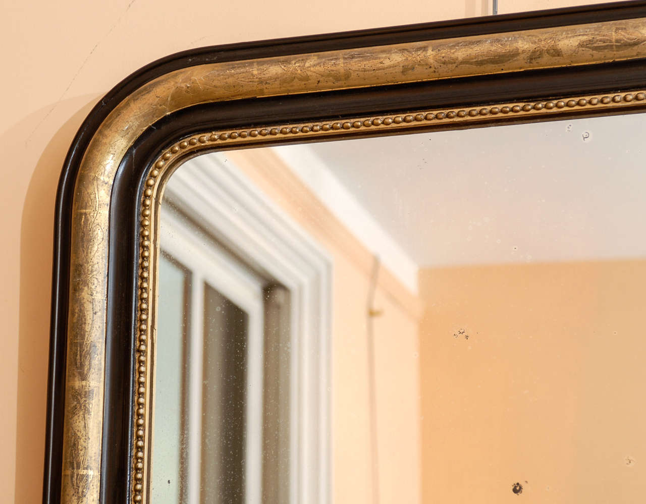 French Louis Philippe Style Mirror At 1stdibs