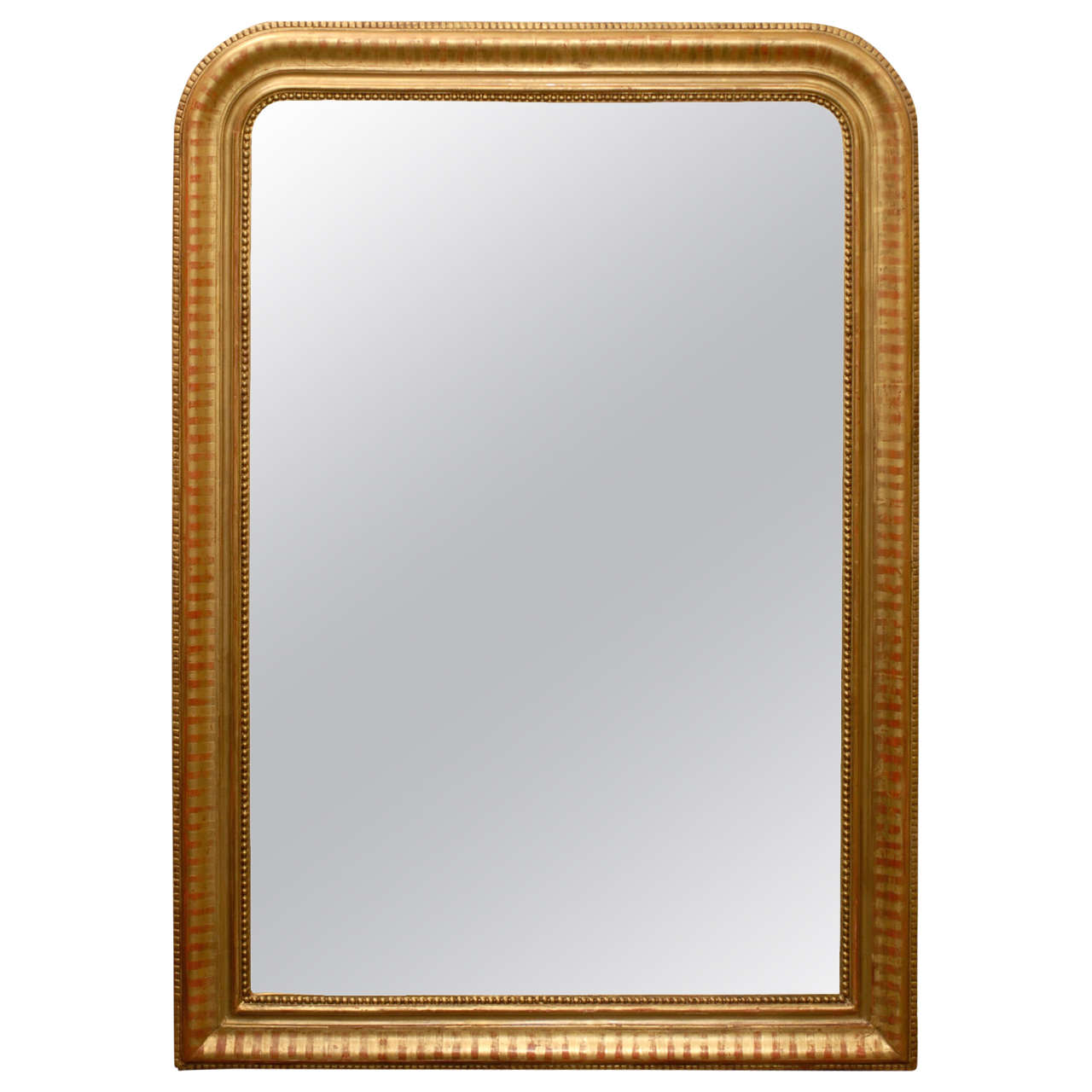 large french gilt louis philippe style mirror at 1stdibs
