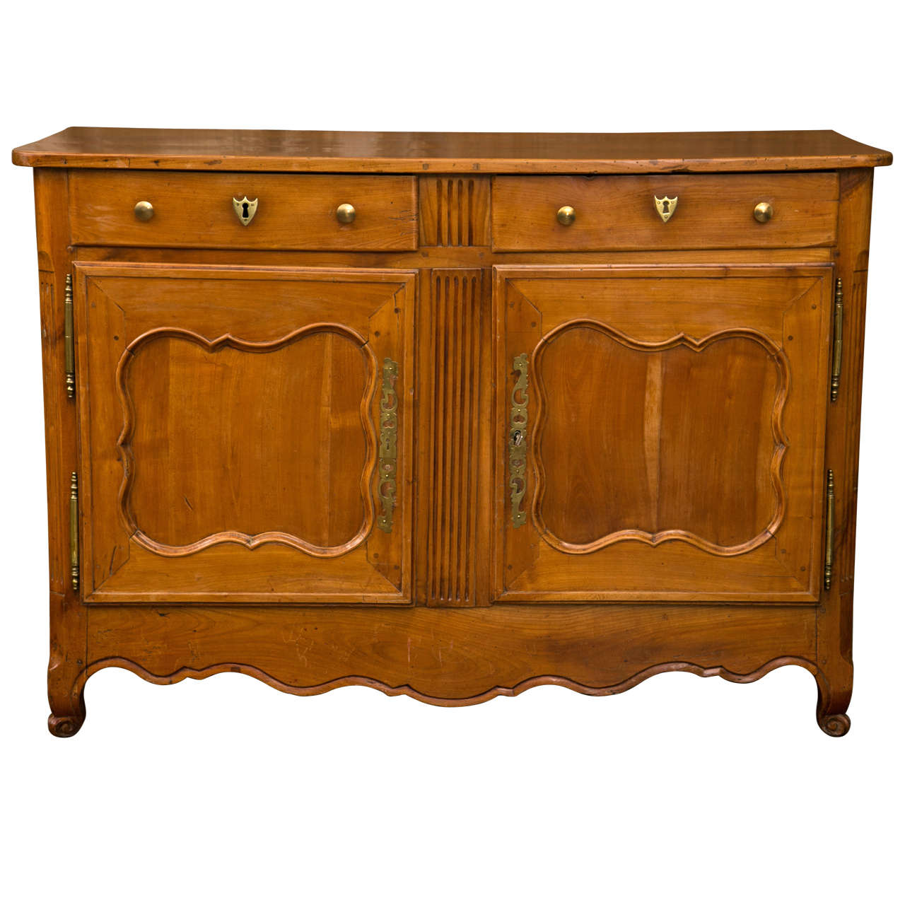 French Cherrywood Buffet