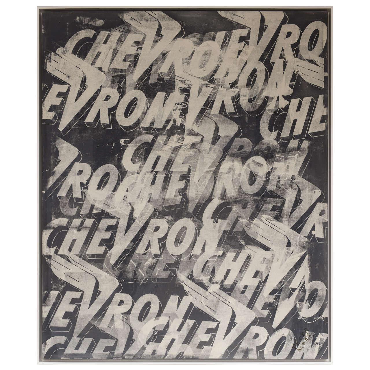 """Chevron"" by Peter Mars"