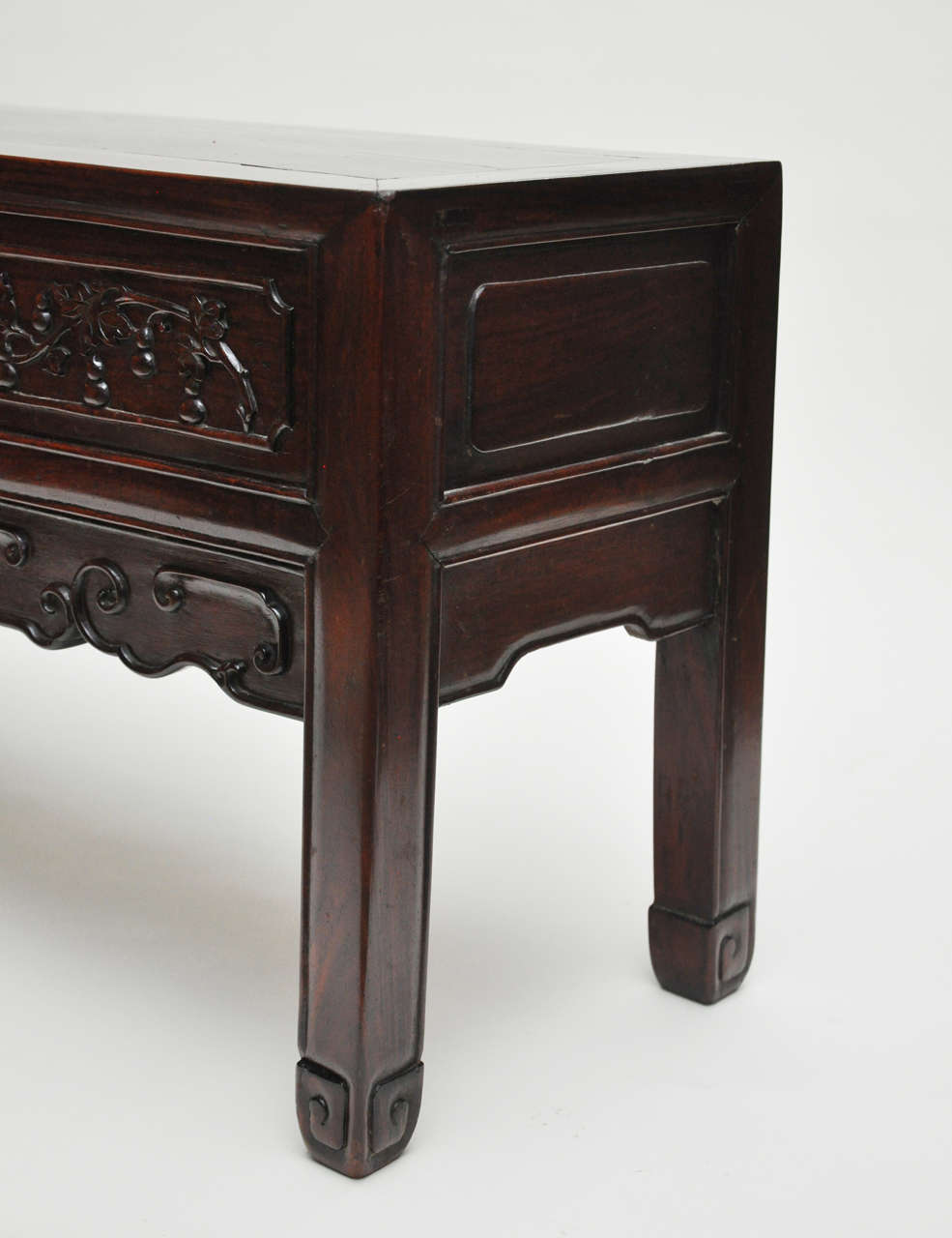 Chinese blackwood low table canton circa 1820 at 1stdibs for Chinese art furniture